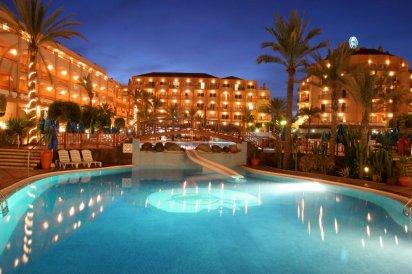 piscina-noche-hotel-dunas-mirador-maspalomas